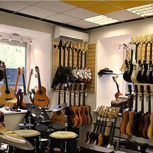 Музыкальные магазины Ногинска