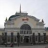 Железнодорожные вокзалы в Ногинске