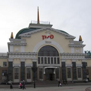 Железнодорожные вокзалы Ногинска